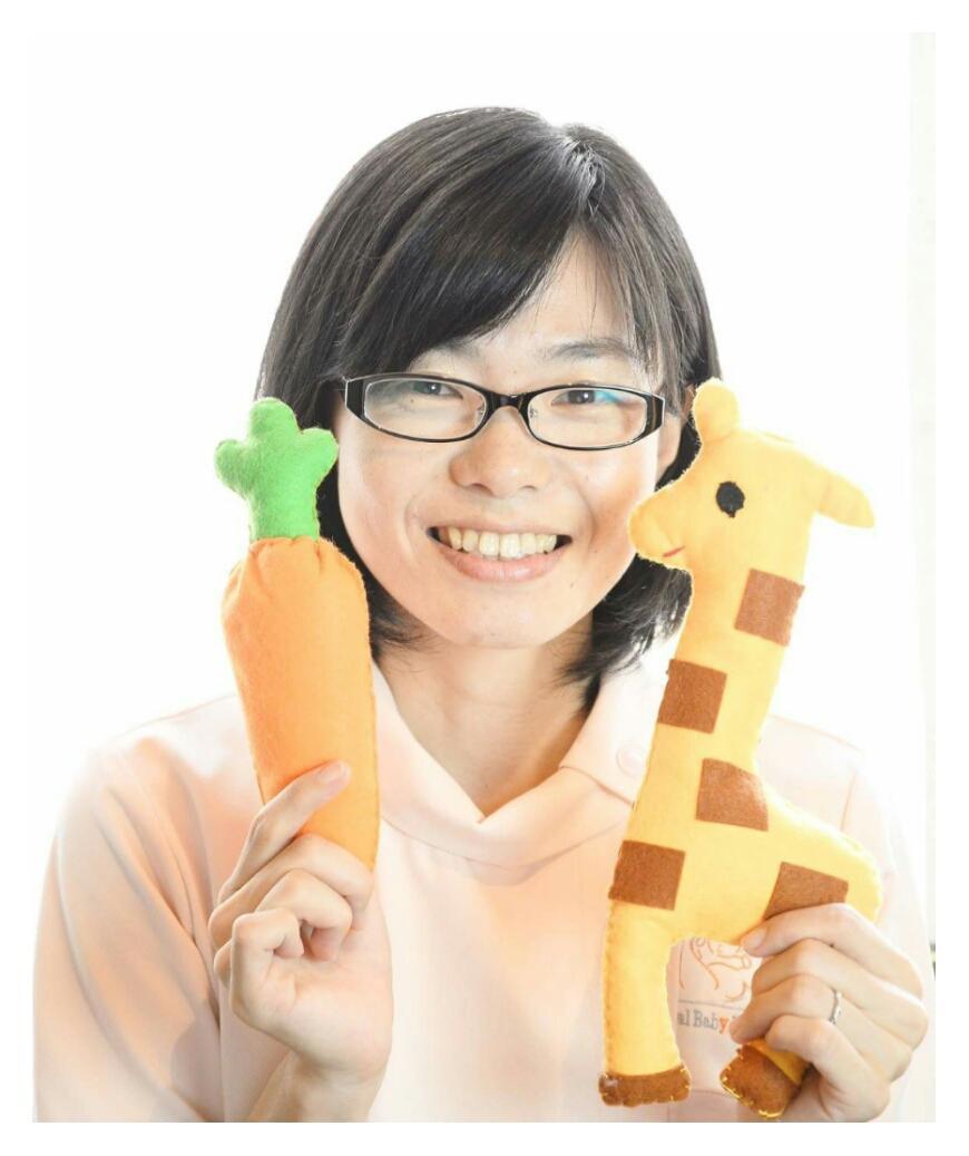 ファーストサイン教室「おもちゃばこ」鹿児島★寺田美帆