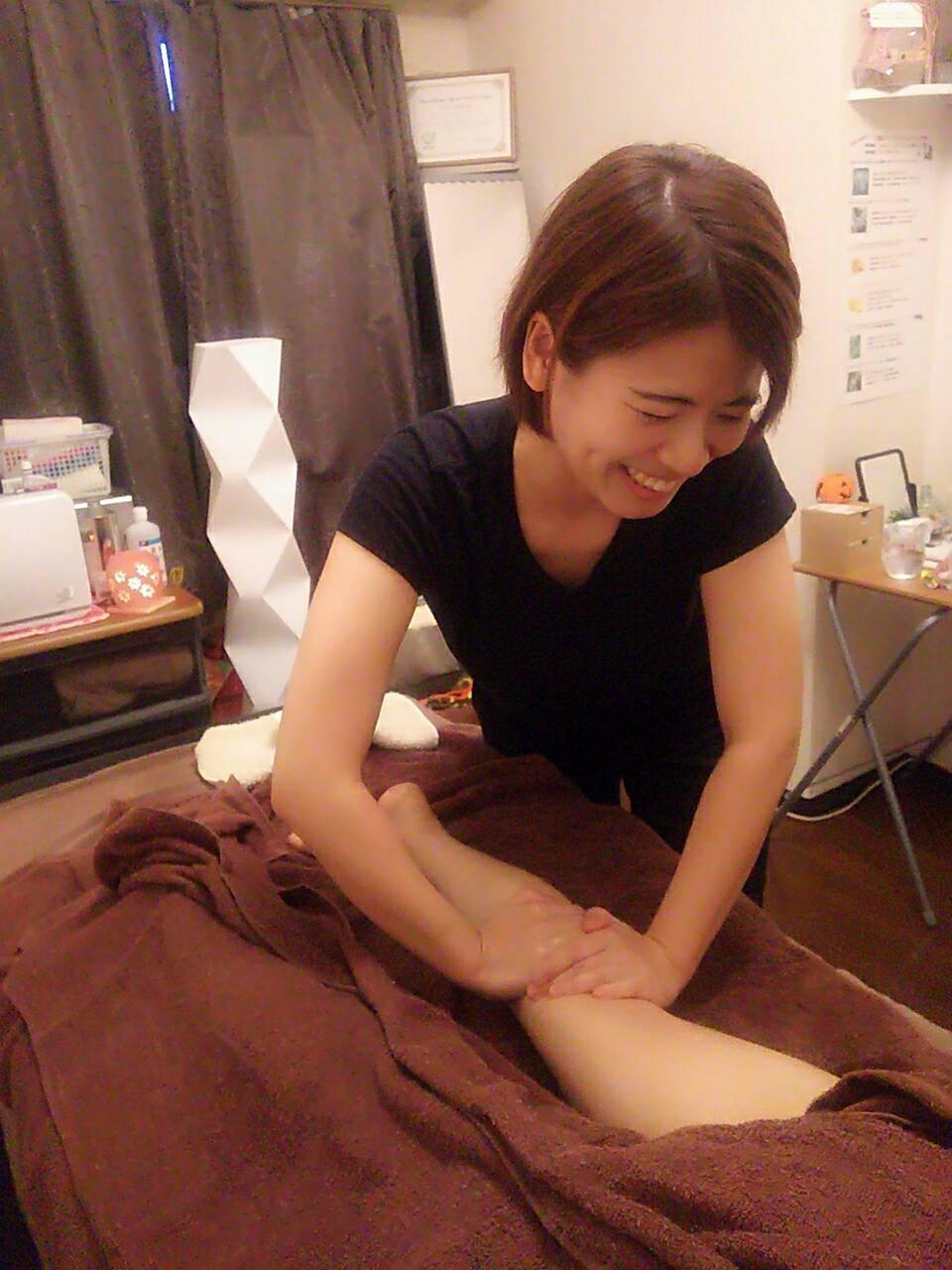 京都伏見【アロマ整体エステ】女性専用&完全個室サロン