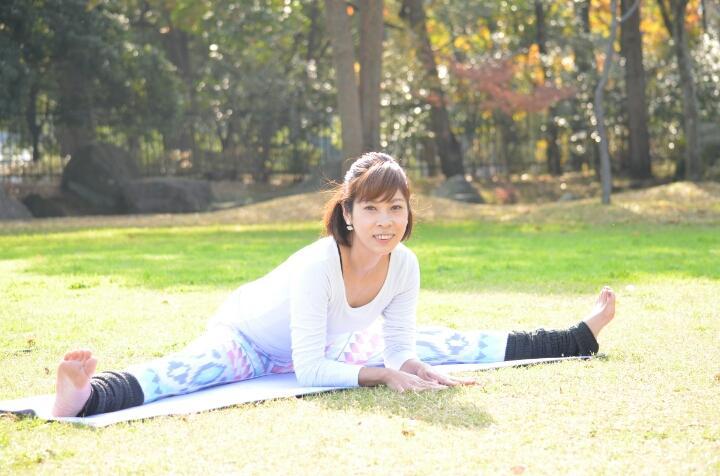 7人のママ☆ヨガインストラクターTSUYUKO