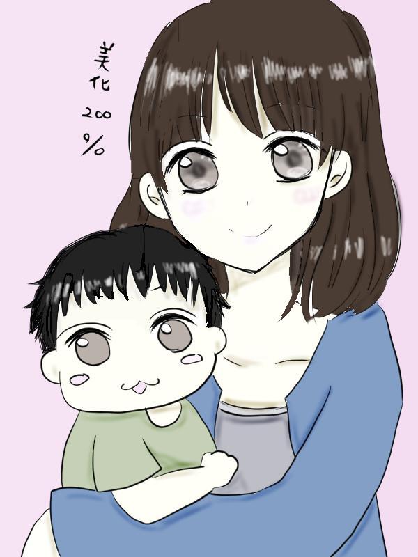 ふたば〜育児&仕事&イラスト・4コマ漫画ブログ〜