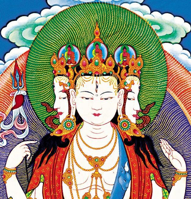 日本の女(女神)は優しい+阿弥陀仏様;西方極楽浄土は最高!!