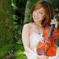 羽純-hasumi-(vocal,violin)のプロフィール