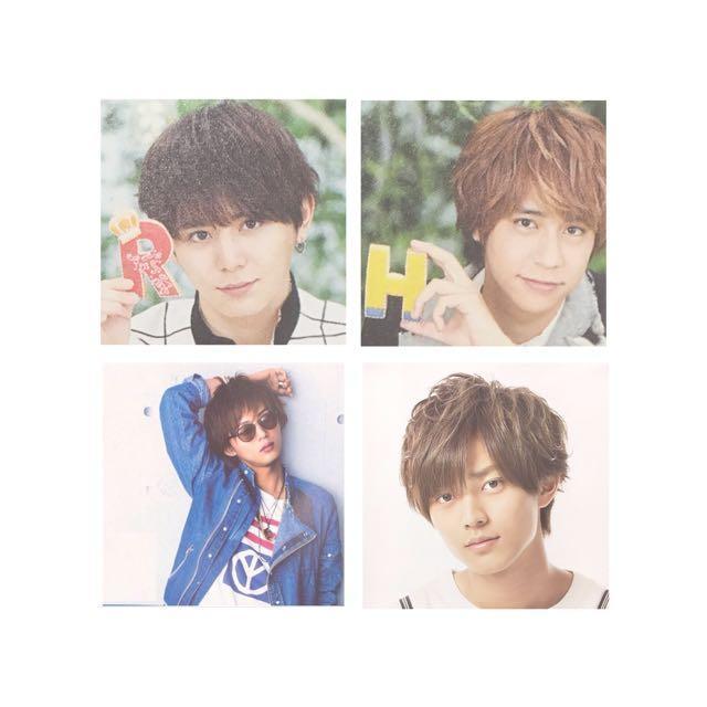 Hey!Say!JUMP@I/O 福岡8/16 1部①