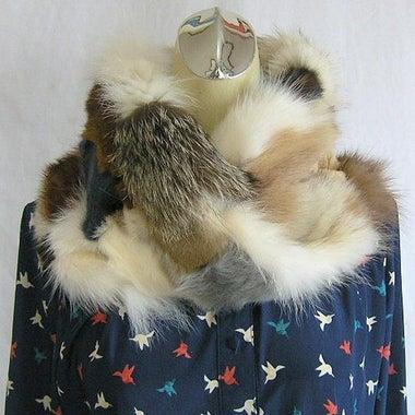 new antique fur