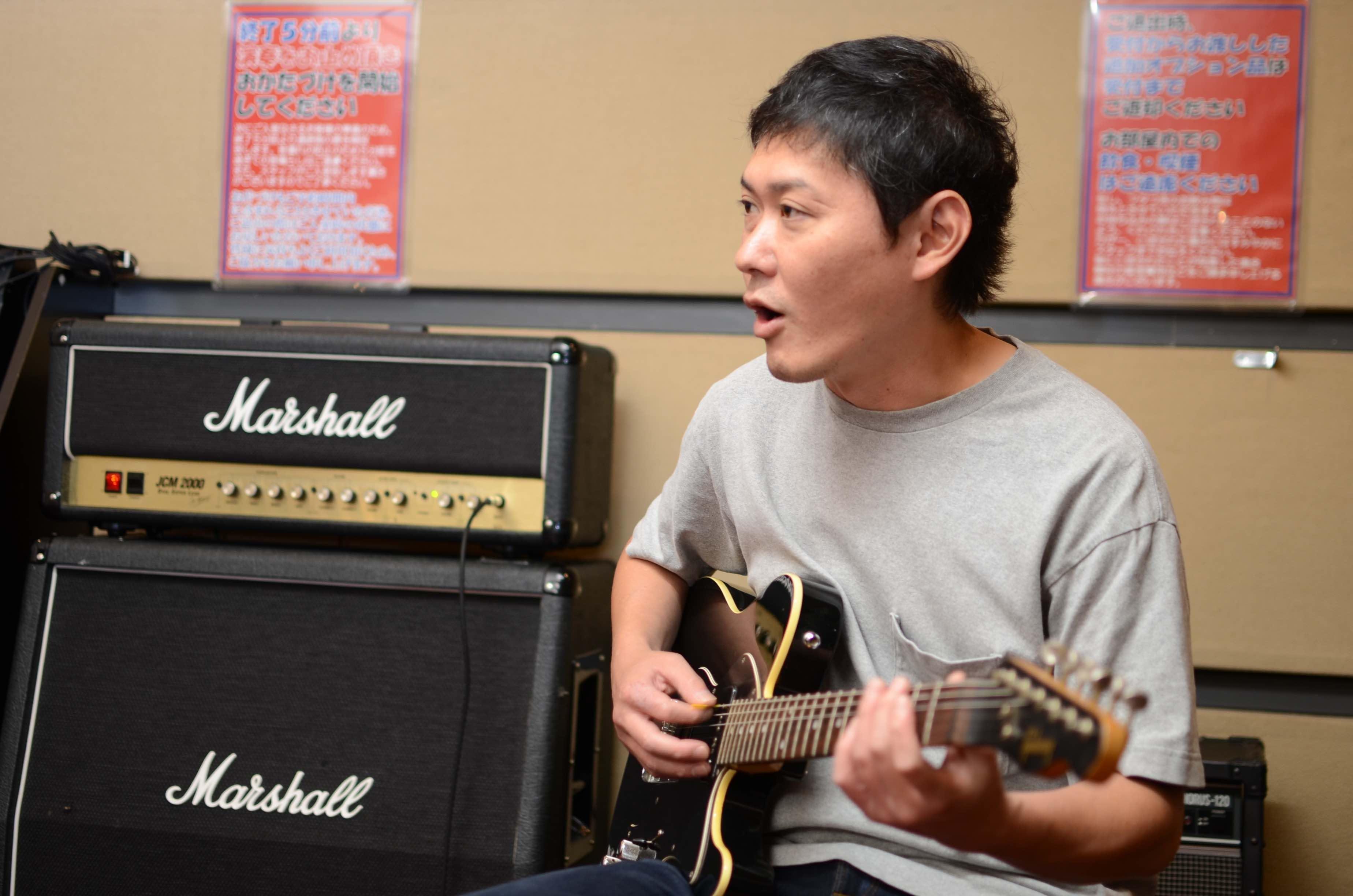 小林史知 東京神奈川ギターレッスン 作曲レッスン講師
