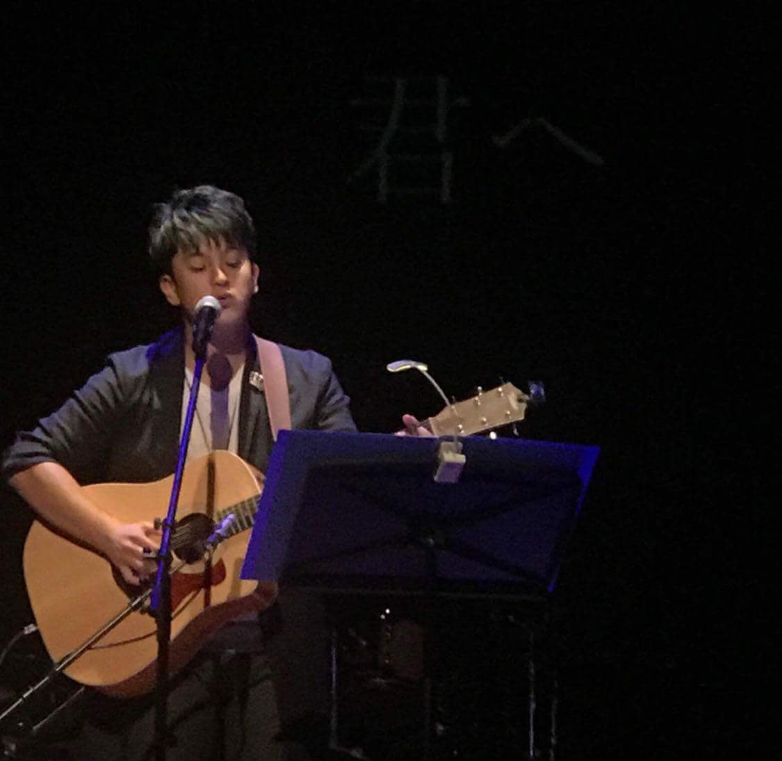 シンガーソングライター吉崎さとし