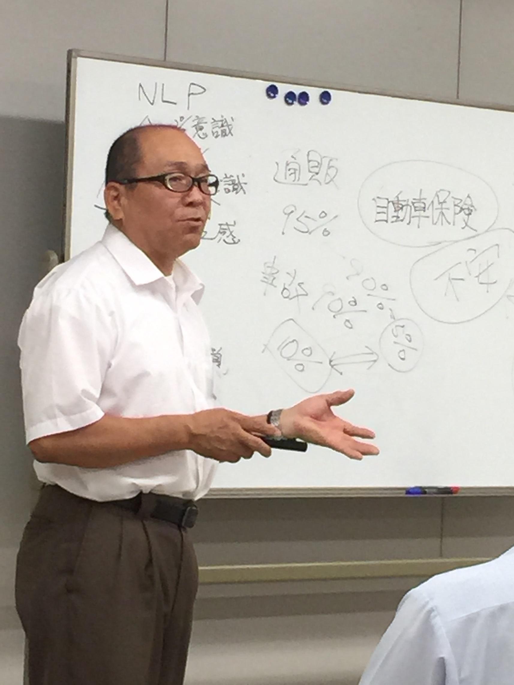 奈良NLPこころの研究会 竹井勝之