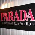カスタム & カーオーディオ PARADAのプロフィール
