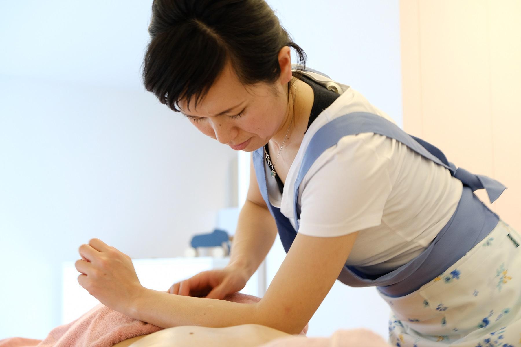 トータルケアサロンSP-RING  妊娠前から産後まで安心して長く通っていただけるサロンです。