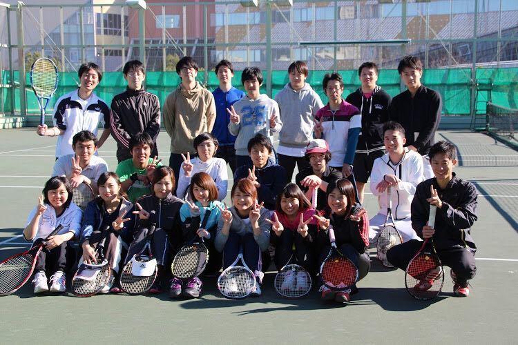 テニスサークルonevillage unity