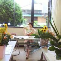 四季彩の街 湯河原・熱海 フラワーアレンジメント教室 花の学校 石川 安奈
