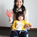 埼玉県上尾市赤ちゃんと出掛けよう思い出作り手形・足形アートのプロフィール