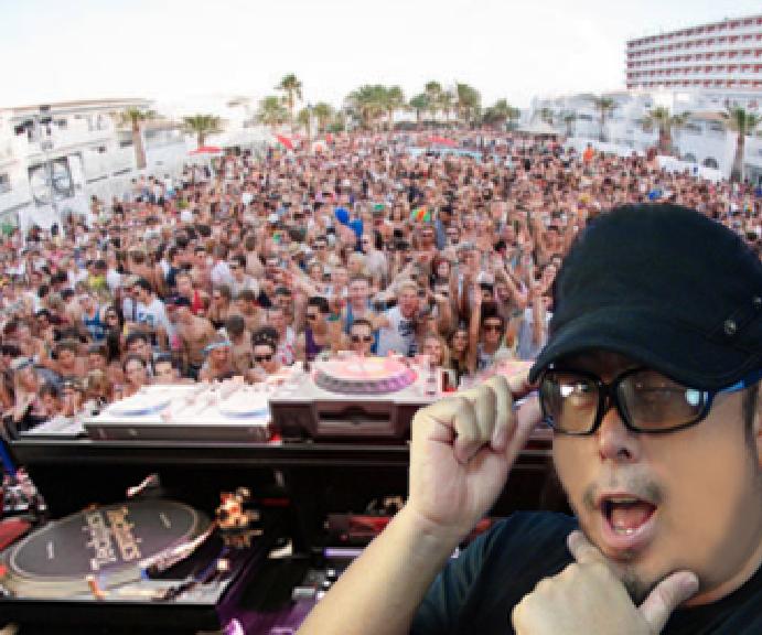 DJ TSURU(本家)DJ鶴