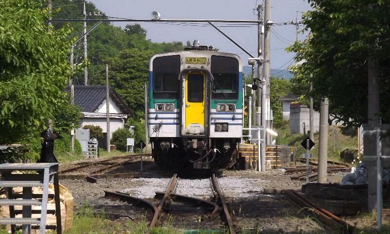 「JR東日本・久留里線」