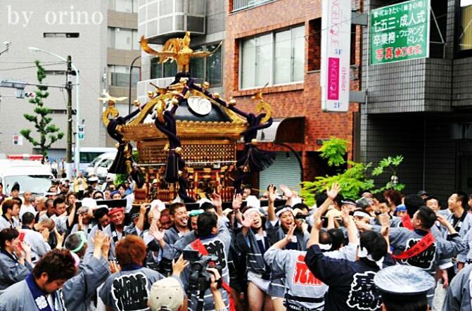 🏯江戸の華★祭り囃子🏯