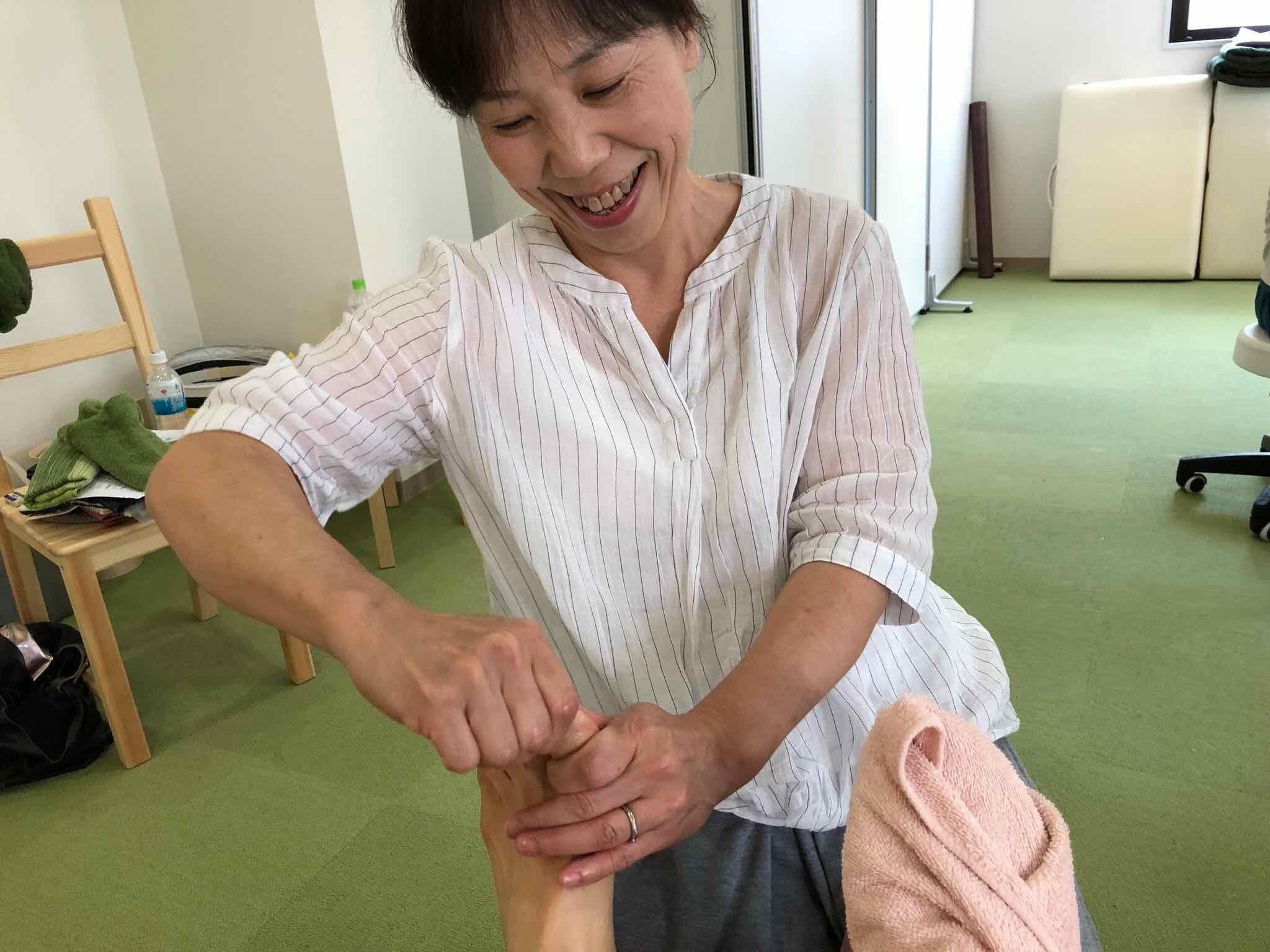 奈良・48才必見!子宮筋腫、生理痛から、心も体も自由になれるサロン・藤井江美子