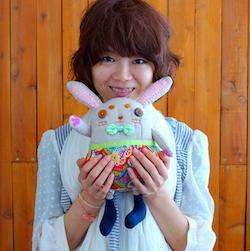 羊毛フェルト作家【とりとライオン】*  羊毛フェルト もふもふドール教室 @横浜 桜木町・みなとみらい