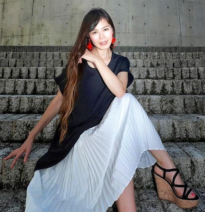 婚活ファッションと大人上品カジュアルスタイル 竹村礼美