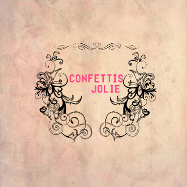 confettis jolie