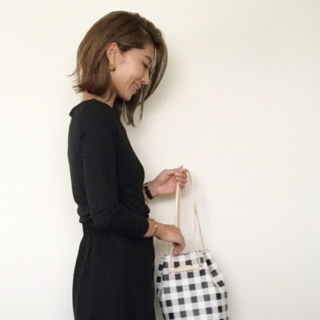 アラフォー ファッションブログ