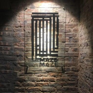 bar MAZE hanoi