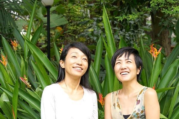 恵理子と洋子