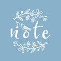 noteのプロフィール