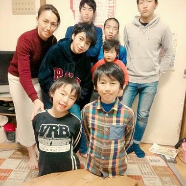 6男1女スーパーシンママの育児を楽しみながらキレイになる生活