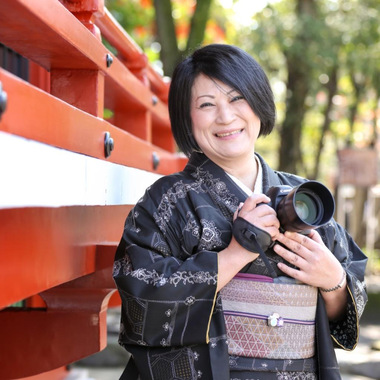 振袖写真の専門家 青木美佐子