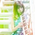 ケンハモニスタMAHO(鍵盤ハーモニカ奏者)のプロフィール