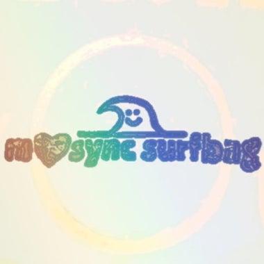 #KIYOKO  m❤︎sync surf bag