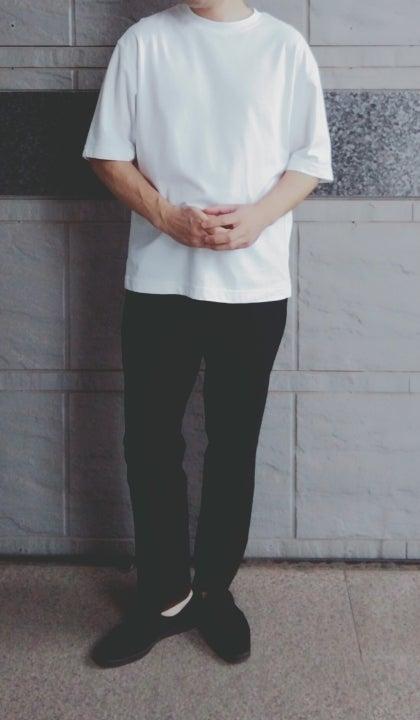 メンズ ユニクロ ワイド パンツ