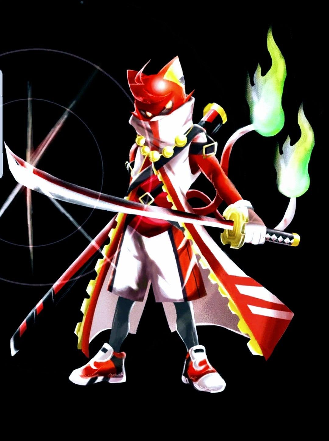 紅 丸 剣豪 ぷにぷに