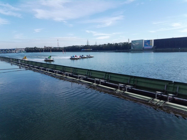 レース 多摩川 リプレイ ボート