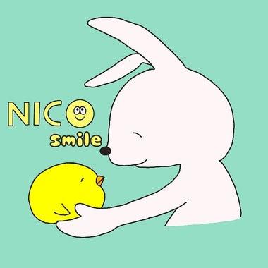 NICOsmile(SMILE STAMPから改名しました)