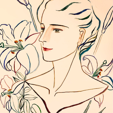 詩と薔薇と水彩の画家*ゆり呼こと渡邉裕美(ひろみ)