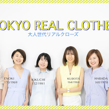 TOKYO REAL CLOTHESのプロフィール画像