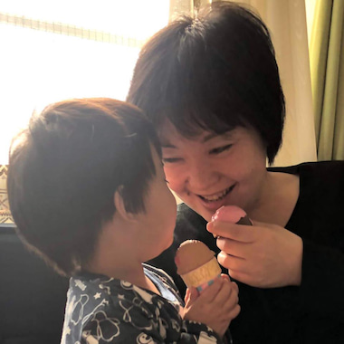 吉田優子(ナンシー)